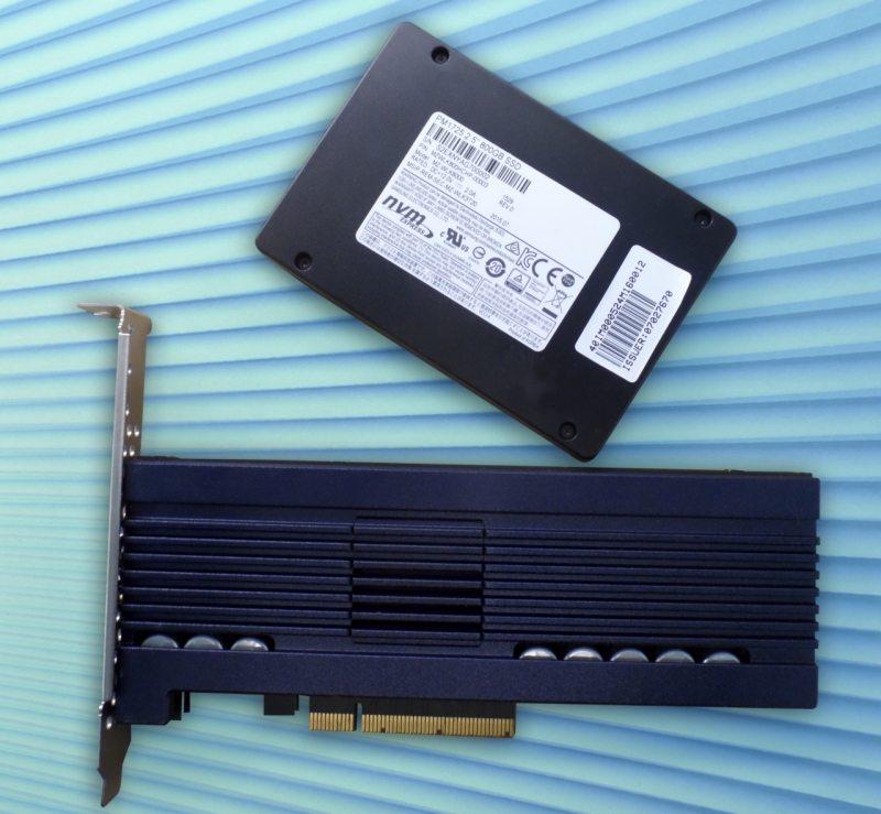 Samsung lanza tres SSD NVMe de alta velocidad con 3D V-NAND