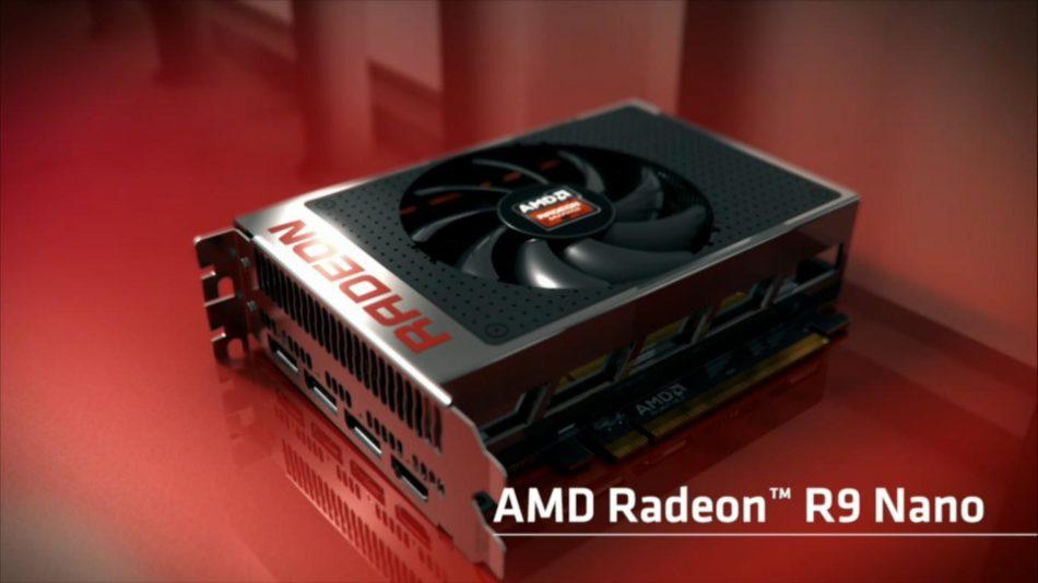 Se confirman 4096 Stream Cores para la Radeon R9 Nano