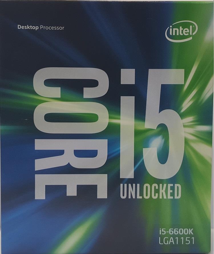 Se muestran las cajas de los Intel Skylake i7 6700k y i5 6600k - benchmarkhardware 2