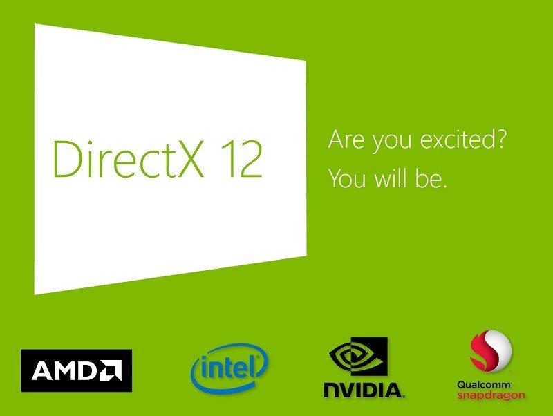 AMD: Ninguna gráfica soporta completamente DirectX 12 - benchmarkhardware