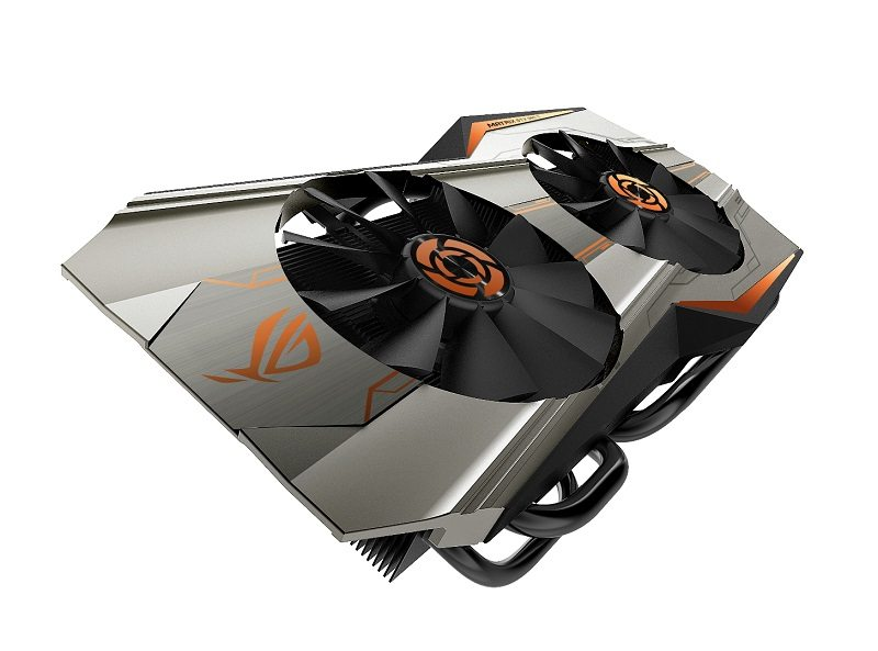 ASUS anuncia la ROG Matrix GTX 980 Ti Platinum - benchmarkhardware