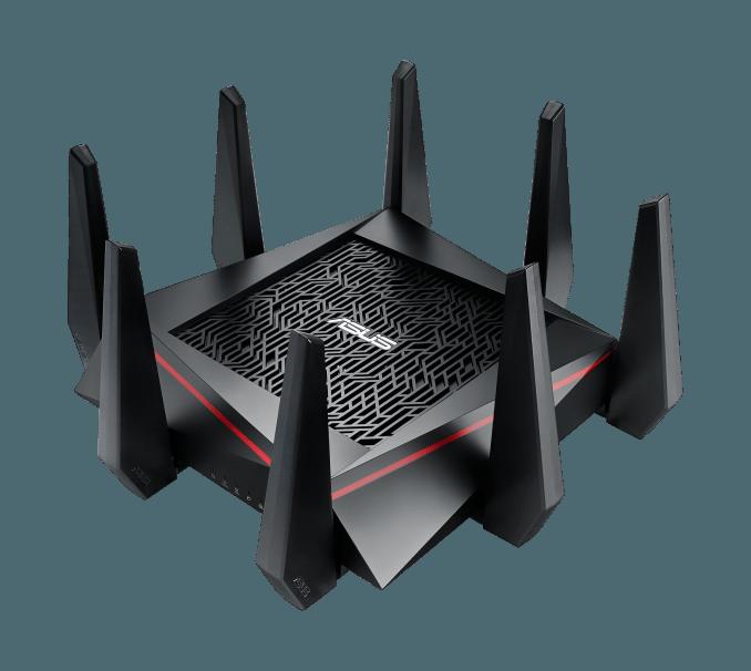 Asus anuncia el router RT-AC5300U