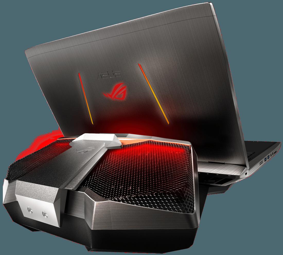 Asus presenta nuevos productos ROG - benchmarkhardware 1