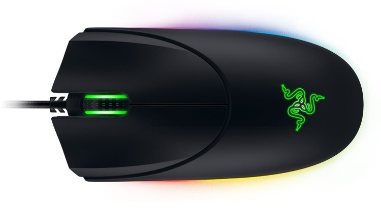 Regresa el legendario ratón Razer Diamondback