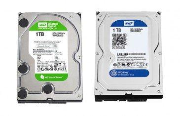 La serie Green de Western Digital se fusionará con la serie Blue - benchmarkhardware
