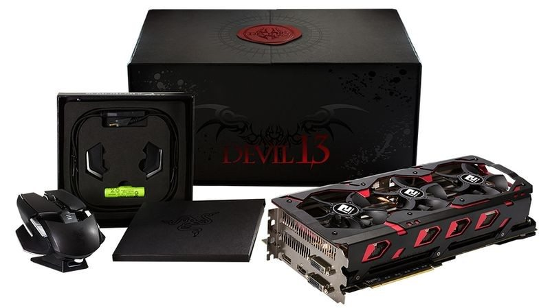 Powecolor anuncia la Devil 13 Dual Core R9 390 - benchmarkhardware 2