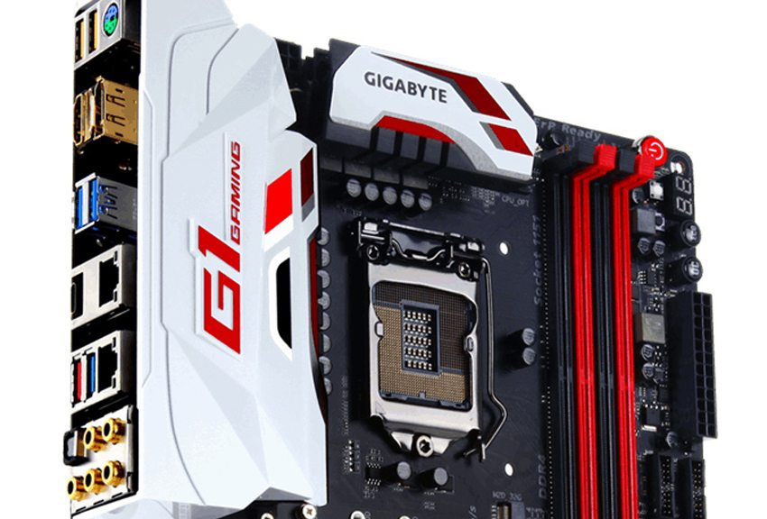 Placas base GIGABYTE con soporte Intel® Thunderbolt™ 3 se expande