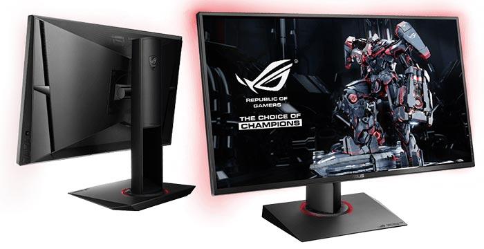 ASUS Republic of Gamers lanza Swift PG279Q y Swift PG27AQ