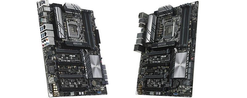 ASUS anuncia la nueva placa base Z170-WS