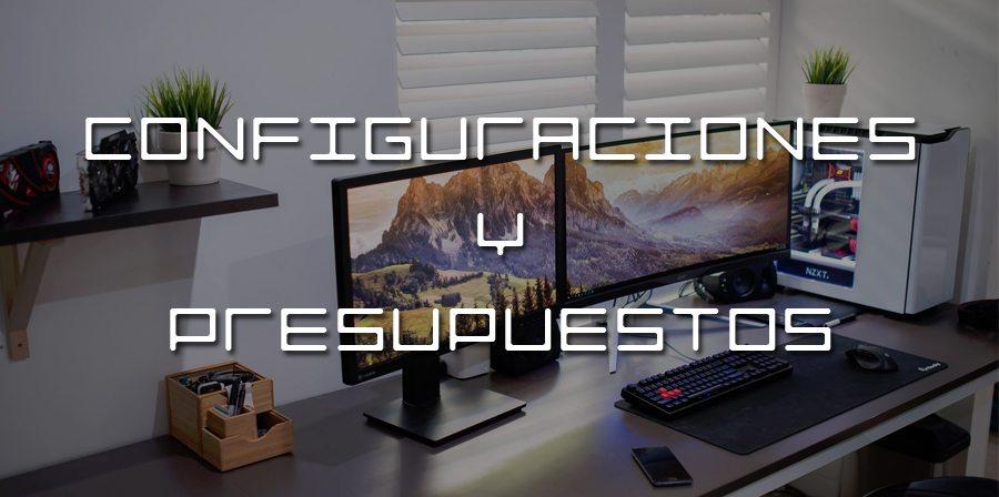 Configuración de ordenador por menos de 500€ – Octubre 2016