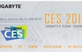 GIGABYTE lanza la gama alta de placas base y la próxima generación del BRIX en CES 2016