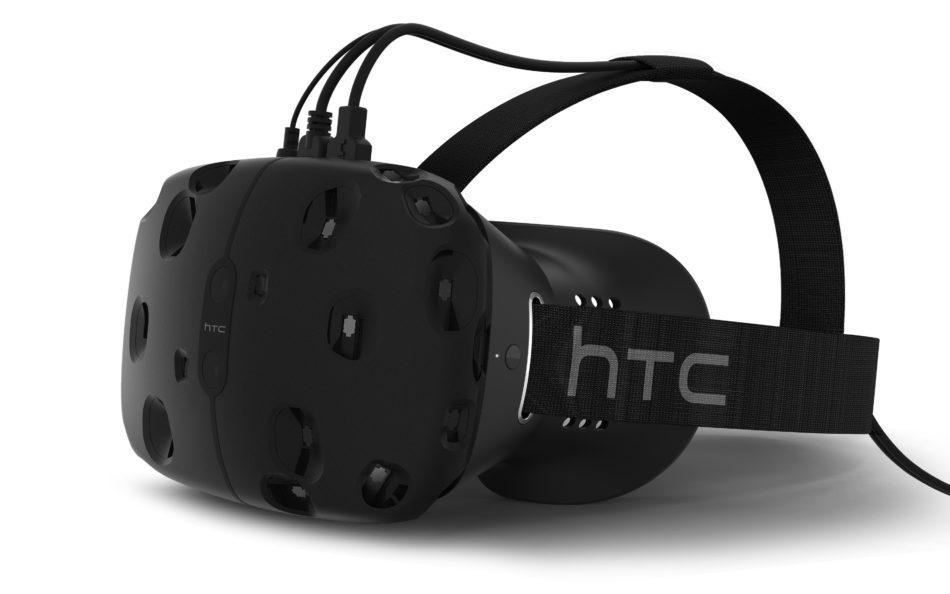 HTC y VALVE acercan la realidad virtual con HTC VIVE