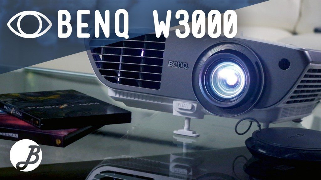 Review BenQ W3000