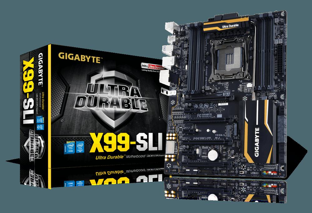 GIGABYTE obtiene el primer certificado mundial con Intel® Thunderbolt™3 en sus placas base X99