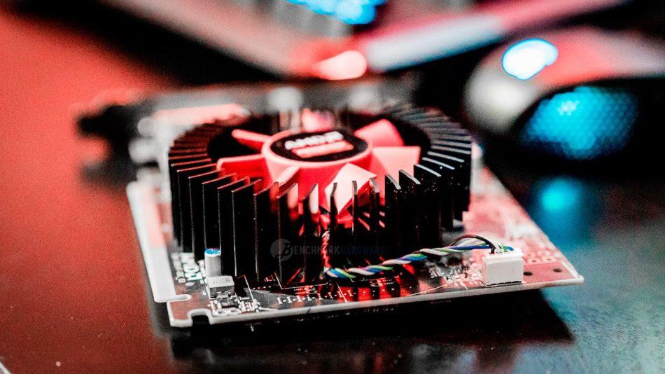 Primeros benchmarks de la nueva de la RX 460