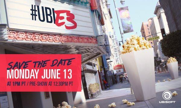 E3: Resumen de la conferencia de Ubisoft