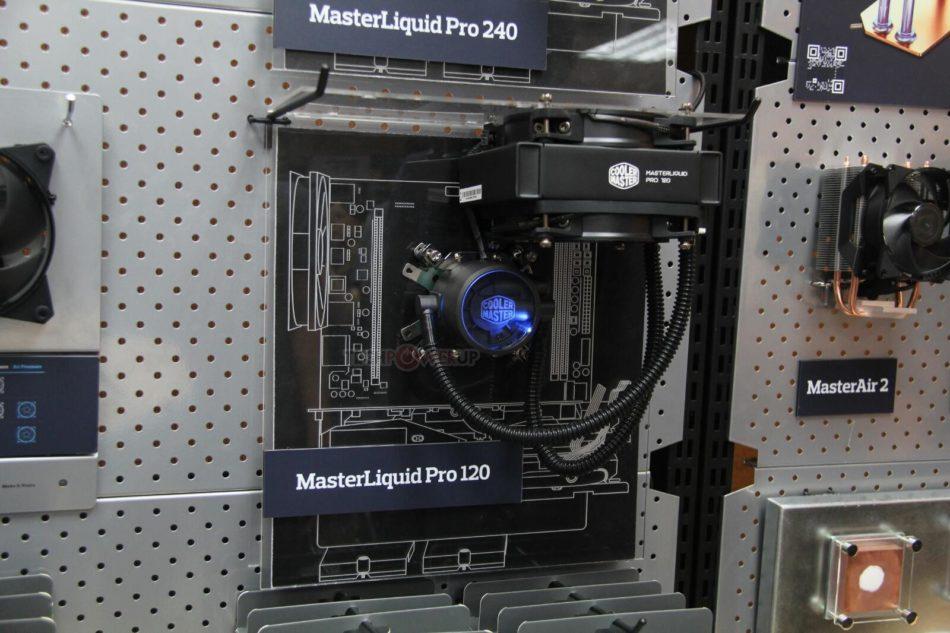 Computex 2016 Cooler Master presenta sus nuevas opciones de disipación
