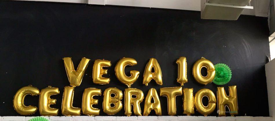 AMD confirma el desarrollo de Vega 10