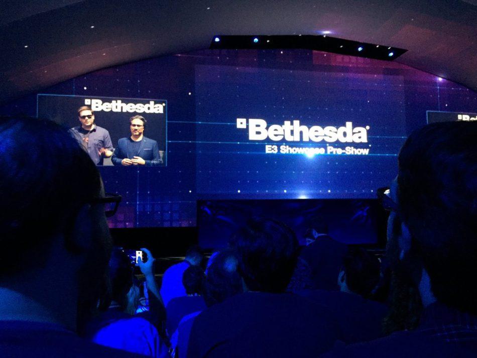 E3: Resumen conferencia Bethesda