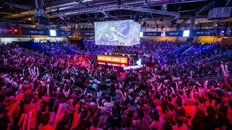 Resumen Gamergy 2016