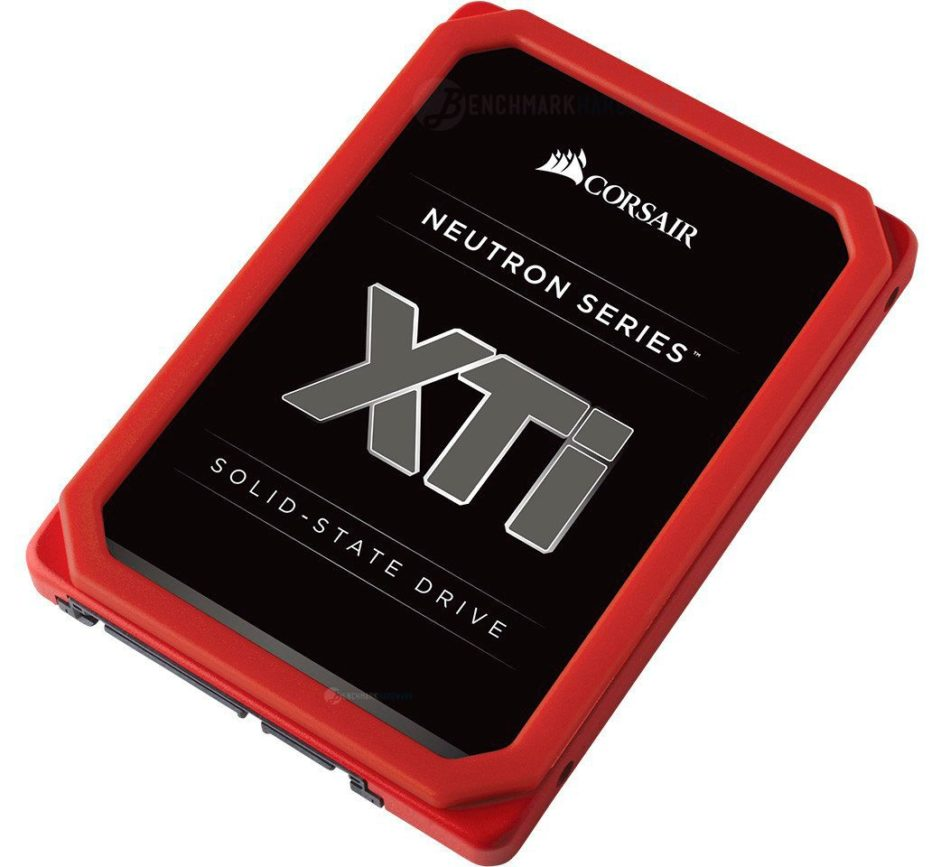 Corsair presenta su serie XTi de SSDs, altas velocidades y hasta 2TB de almacenamiento