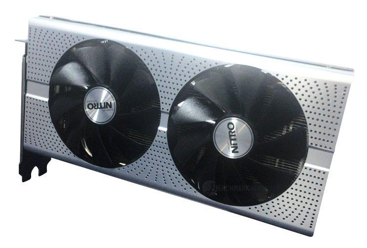 Primeras imágenes de la RX 480 personalizada de 8 GB
