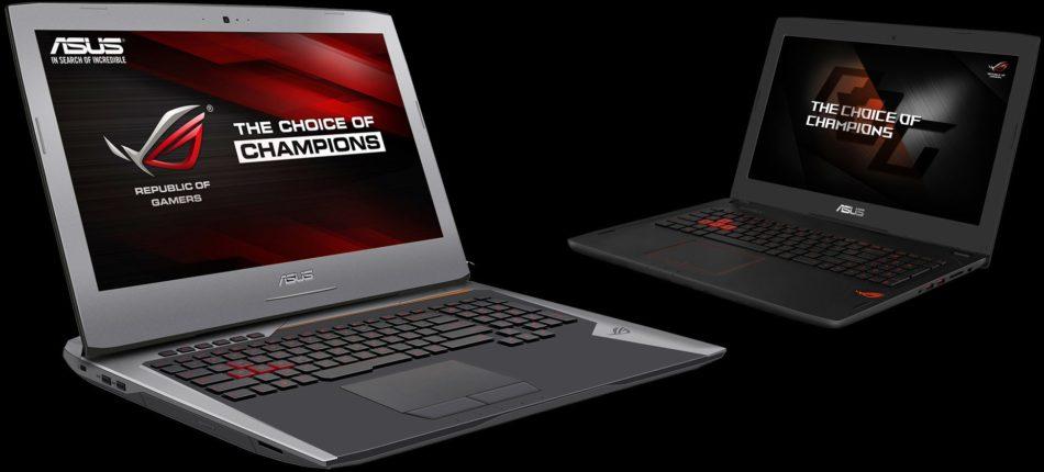 Computex 2016: ASUS presenta su nuevos portátiles gaming
