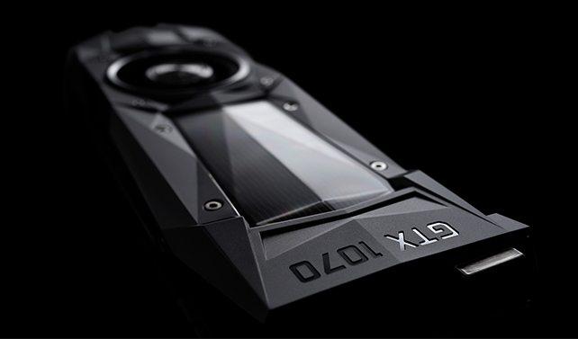 NVIDIA GeForce GTX 1070 ya a la venta.