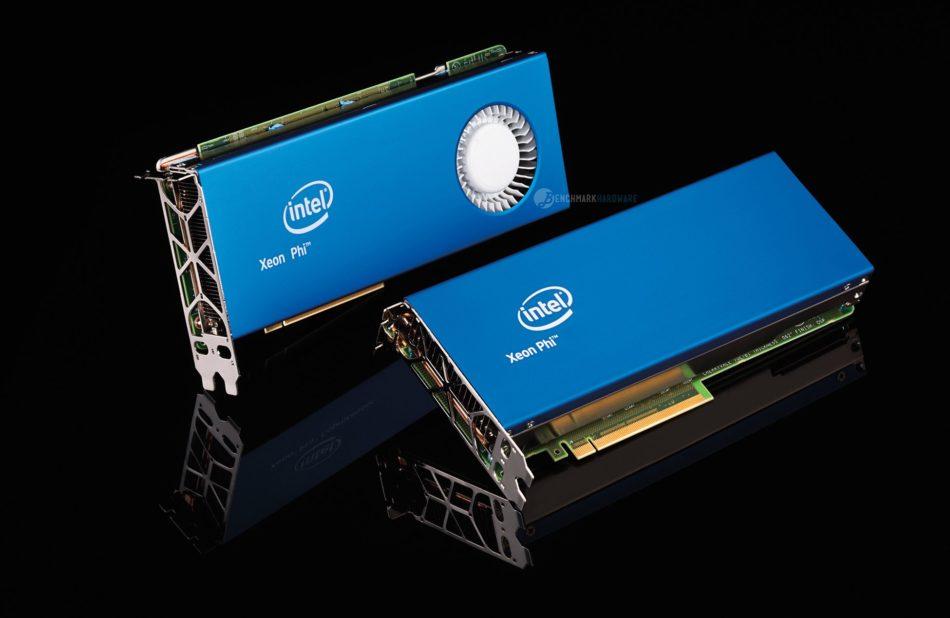 Detalles del nuevo chip Xeon Phi 7290 de Intel