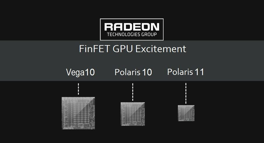 AMD Vega 10 podría llegar en marzo de 2017
