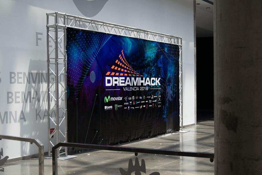 Resumen viernes Dreamhack Valencia 2016