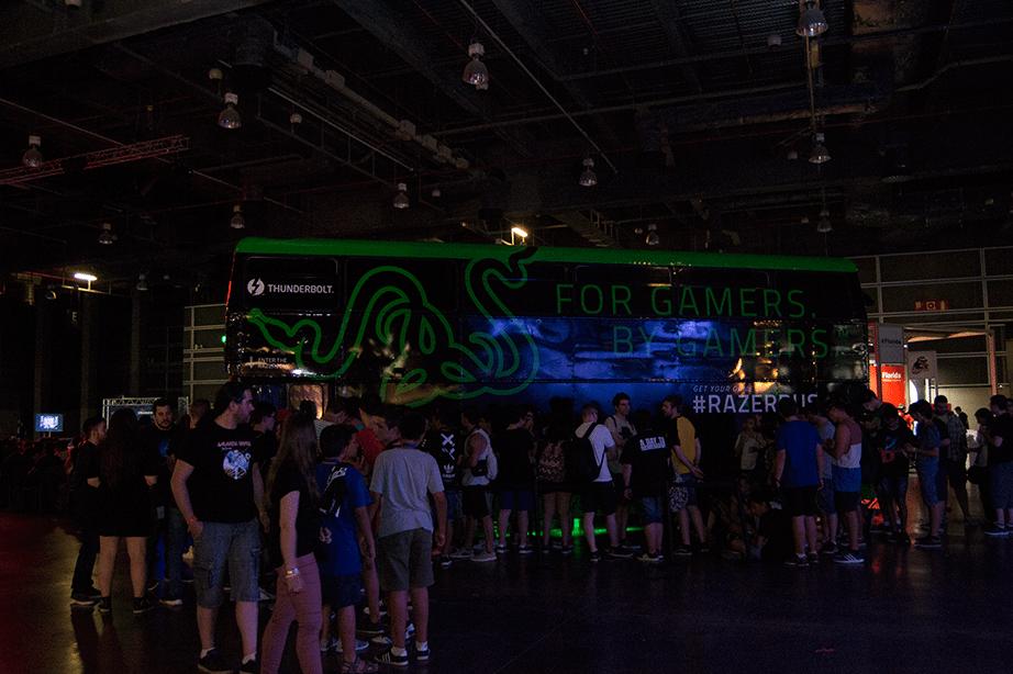 Razer nos presenta sus productos en DreamHack Valencia 2016
