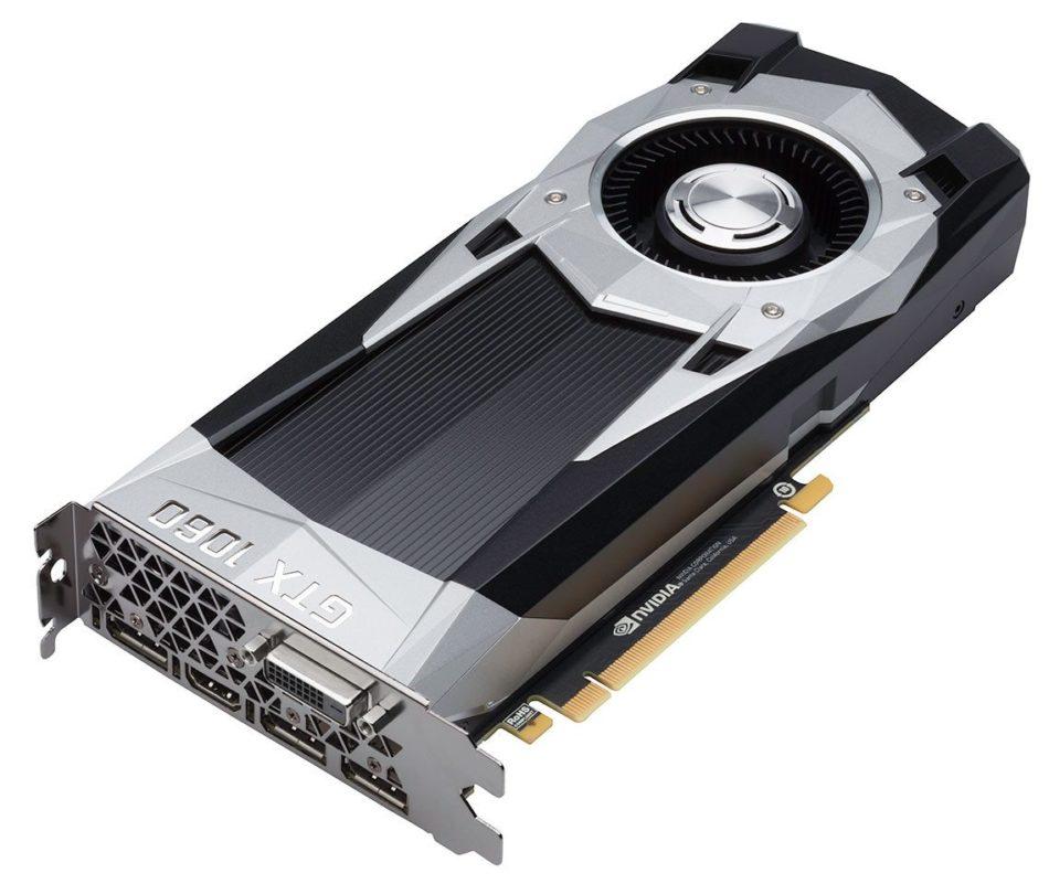 NVIDIA GTX 1060 ya disponible para comprar