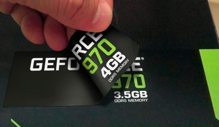 NVIDIA recompensará a los compradores de GTX 970 por su fallo de VRAM