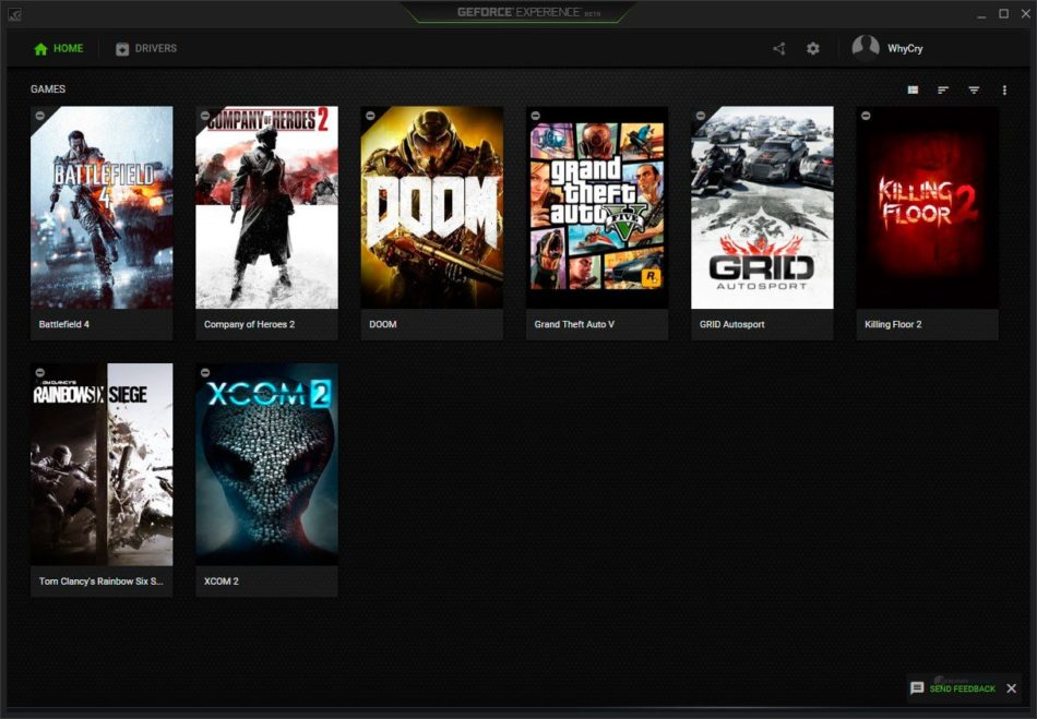 NVIDIA GeForce Experience 3.0 entra en fase beta