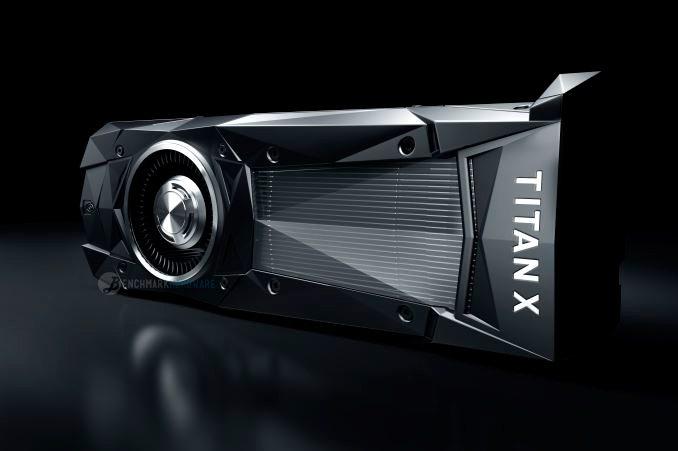 NVIDIA muestra su nueva Titan X de arquitectura Pascal