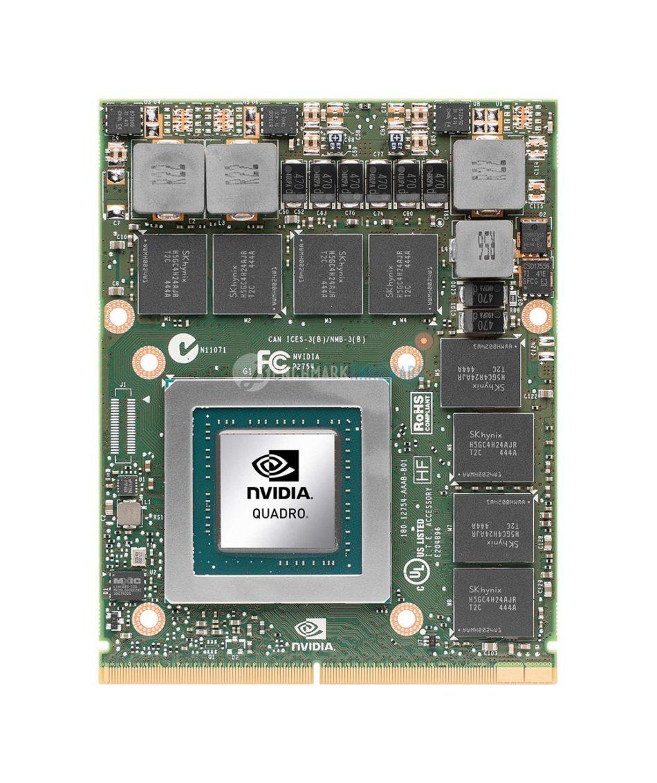NVIDIA podría sacar una versión portátil de sus nuevas Quadro P6000 y P5000
