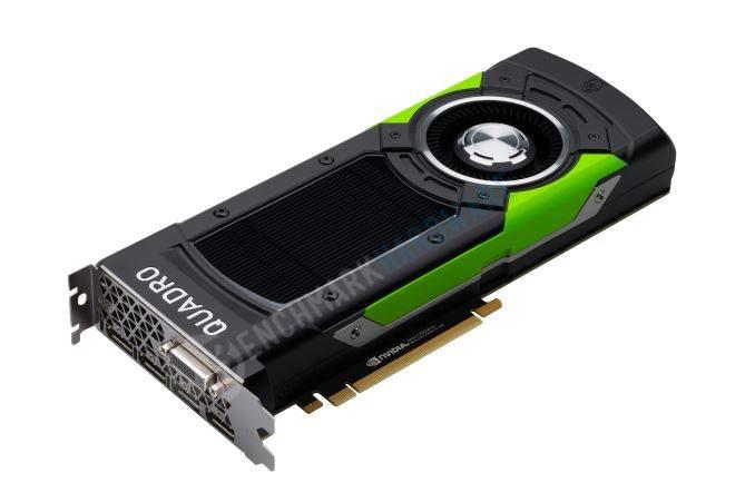NVIDIA anuncia las Quadro basadas en Pascal: Quadro P6000 y P5000