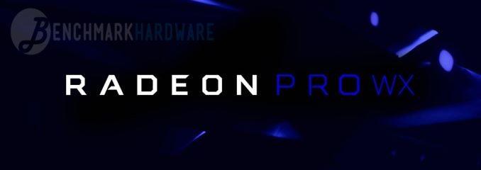 AMD anuncia la nueva serie profesional Radeon Pro WX