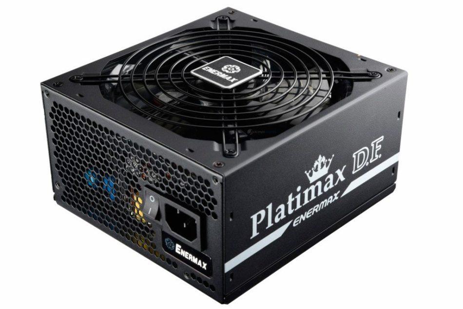 La nueva serie Platimax DF de Enermax estará pronto a la venta