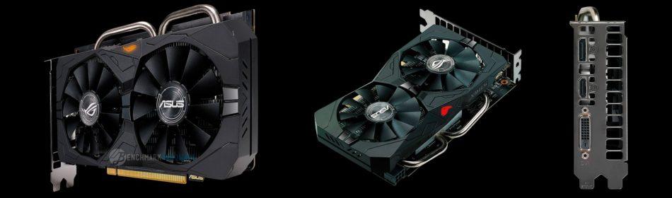 ASUS presenta sus RX 460 y RX 470 personalizadas