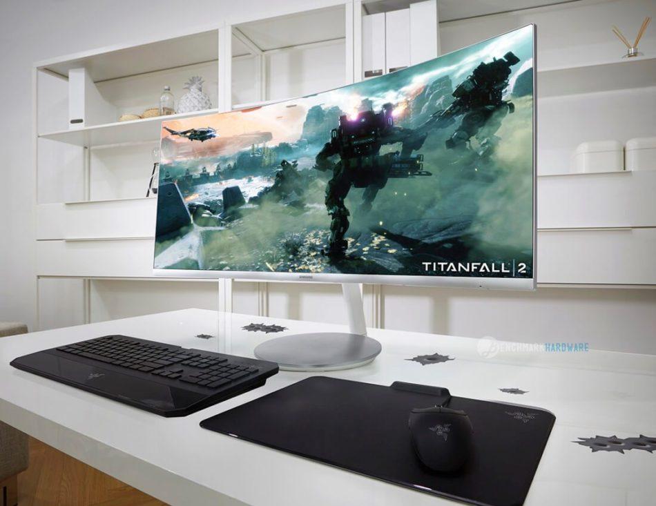 Samsung presenta dos nuevos monitores curvos