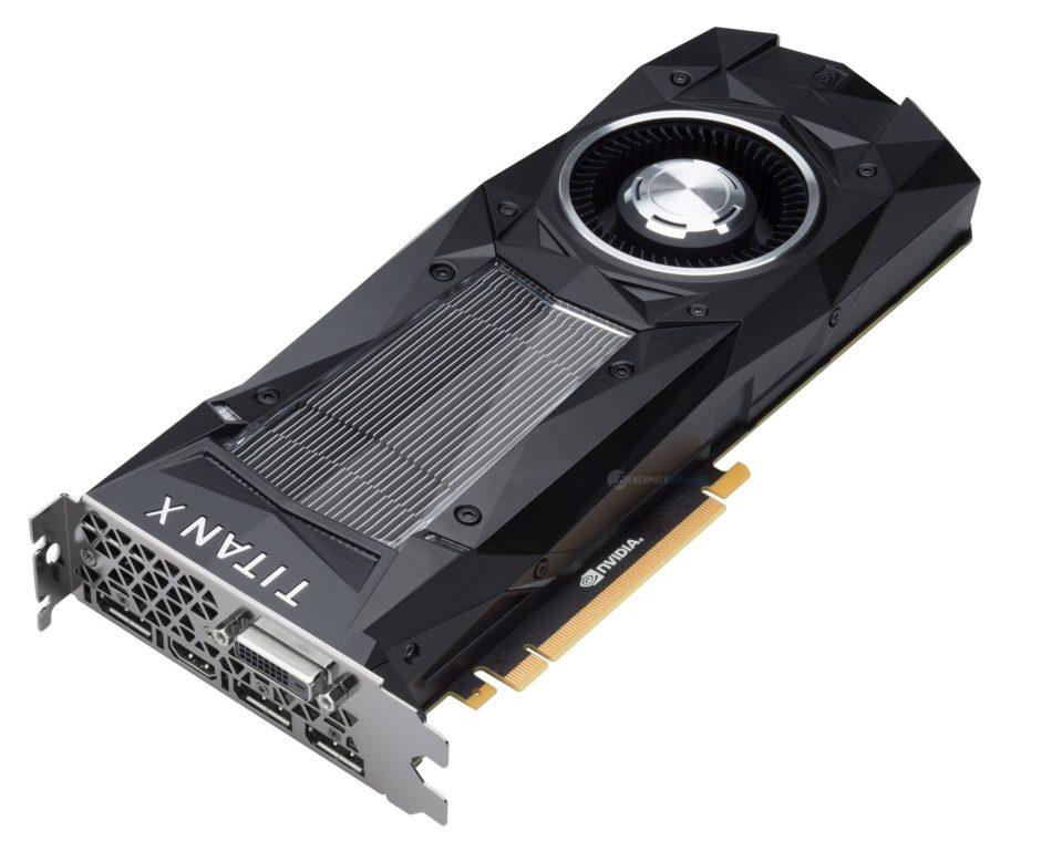 Ya a la venta NVIDIA Titan X