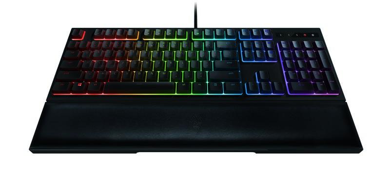 Razer Ornata el primer teclado con tecnología meca-membrana