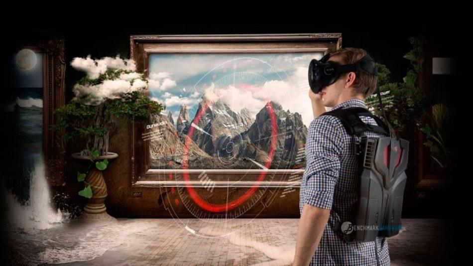 MSI presenta su nueva mochila para la realidad virtual, MSI VR One