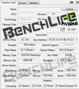 NVIDIA-GeForce-GTX-1050-Specifications
