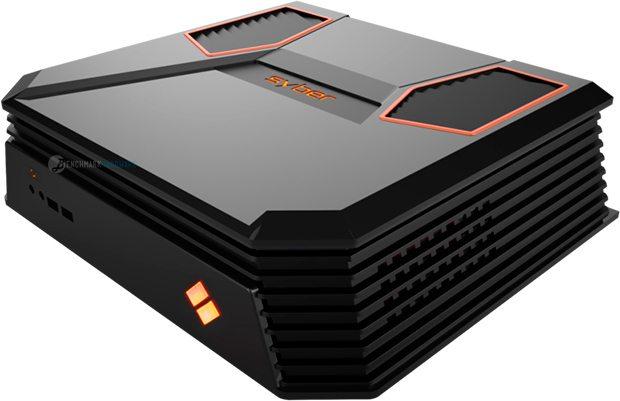 Syber C, un PC compacto que no renuncia a la potencia