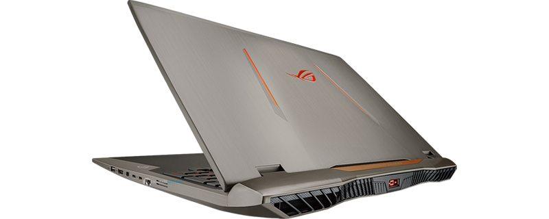 ASUS G701VI, un portátil con G-Sync y 120 HZ