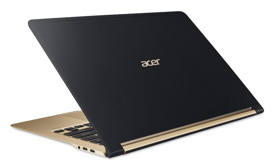 ACER  Switf 7, el notebook mas pequeño del mercado