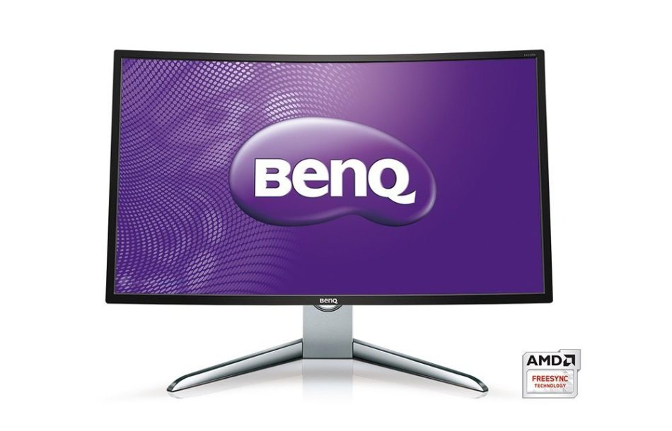 BenQ EX3200R, el nuevo monitor curvo con AMD FreeSync de BenQ